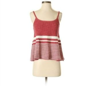 Anthropologie Nuru Midi Tank Knit Top by Moth